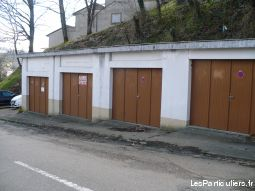 garages immobilier garage parking cave corrèze