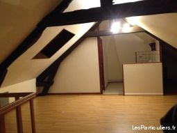 centre ville chambly grand studio  immobilier appartement oise