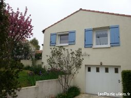 maison mer 6 pers immobilier location vacances charente-maritime
