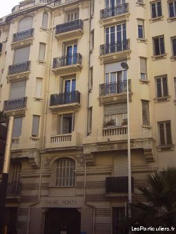 beau studio front mer immobilier appartement alpes-maritimes