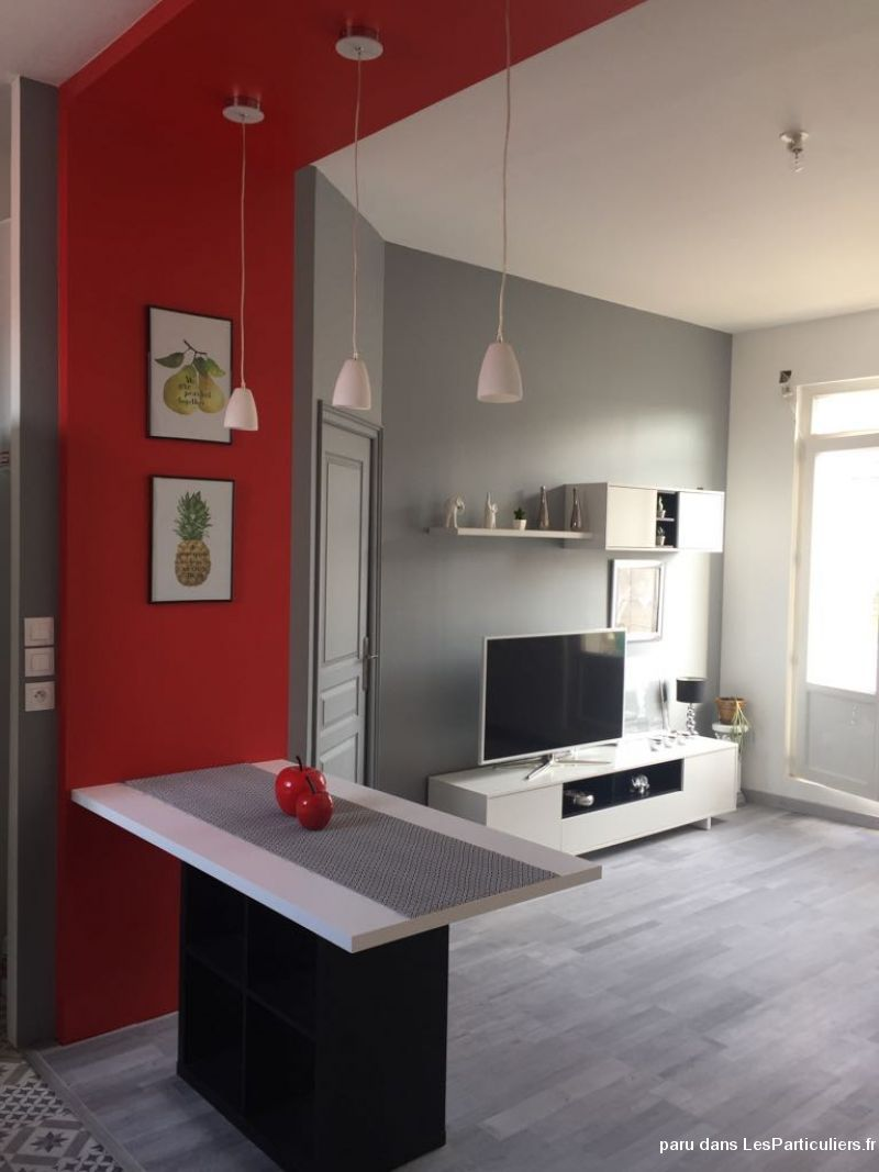 appartement type f3 idéal co-location immobilier appartement allier