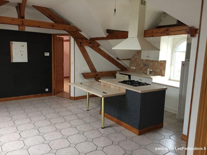 Appartement sous combles knutange Immobilier Moselle