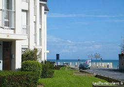 ideal locatif ou vacances bord de mer immobilier appartement calvados