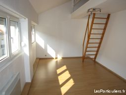 grand studio  24 m2 + mezzanine immobilier appartement marne