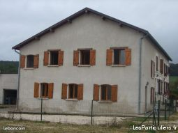 f4  commune de roches bettaincourt immobilier appartement haute-marne
