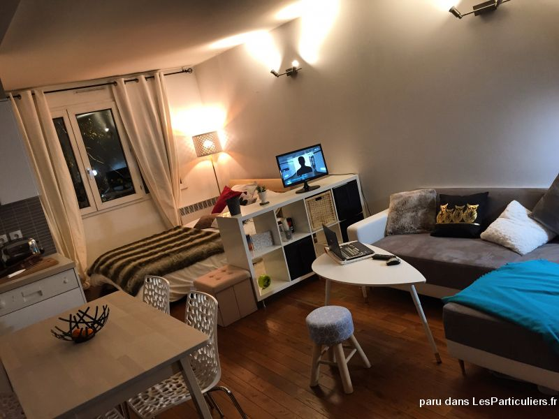 grand studio standing moderne 30m² immobilier appartement val-de-marne