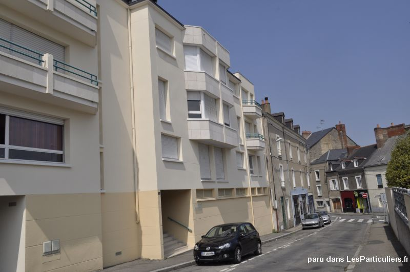 appart t2 laval centre immobilier appartement mayenne