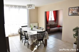 appartement 80m² tours nord - quartier du maine immobilier appartement indre-et-loire