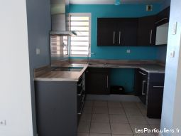 IMMOBILIER APPARTEMENT F4