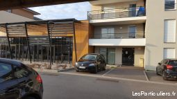 Appartement dans village senior
