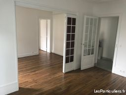 appartement 3 pièces 56m² immobilier appartement paris