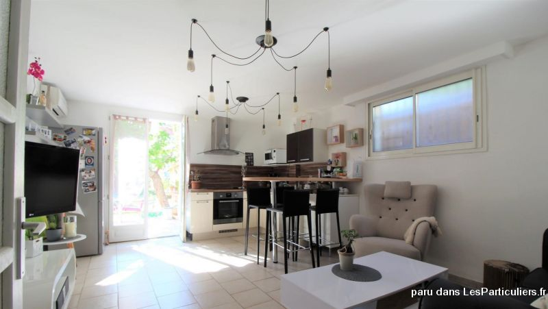 Appartement 3 pcs, jardin privatif. Refait à neuf Immobilier Appartement Alpes-Maritimes
