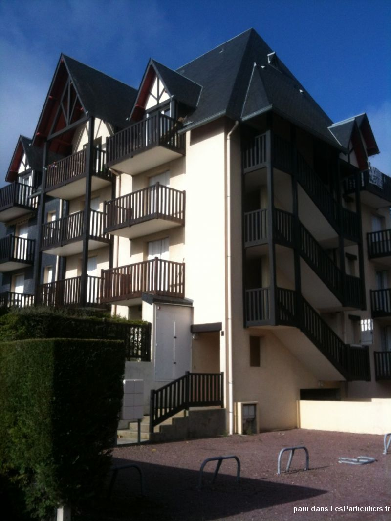 F2 CABOURG Immobilier Appartement Calvados