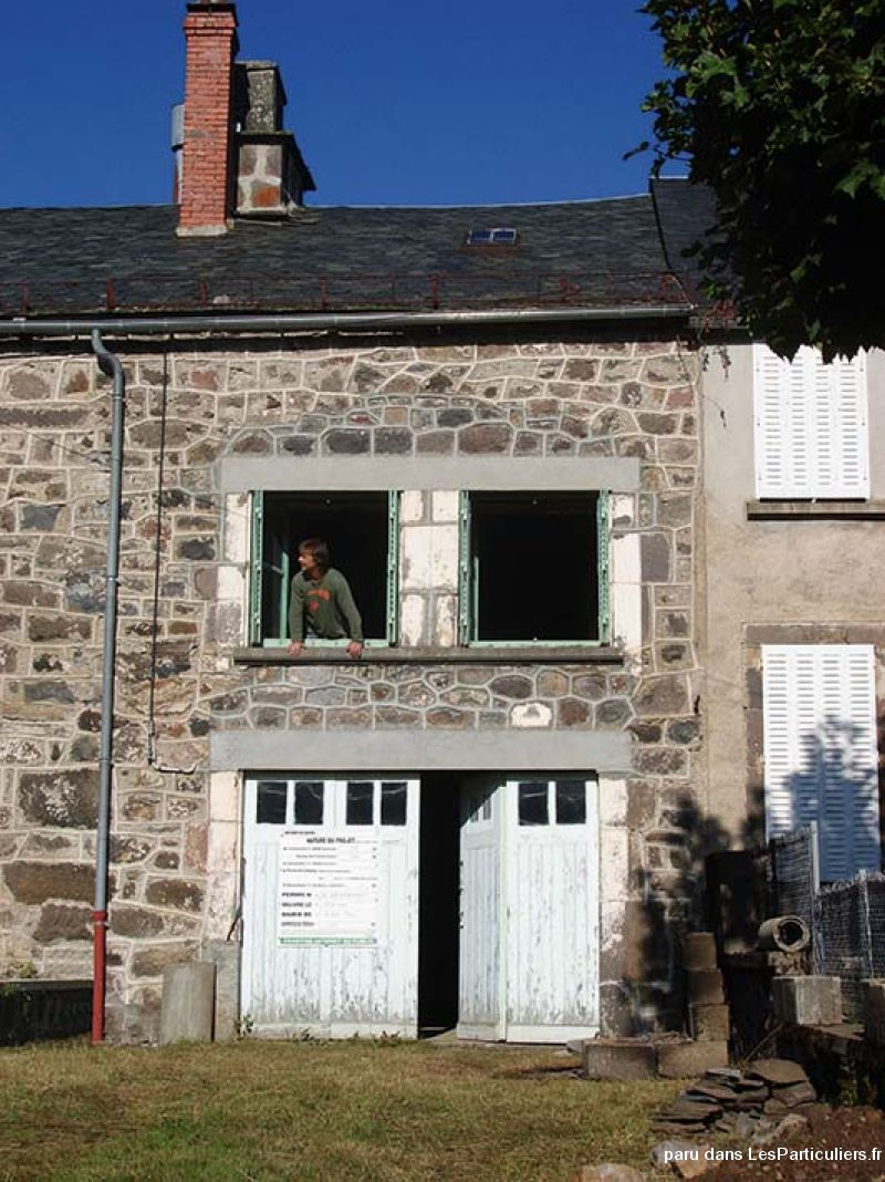 Maison à LE CLAUX Puy Mary (Cantal 15400)  Immobilier Maison Cantal