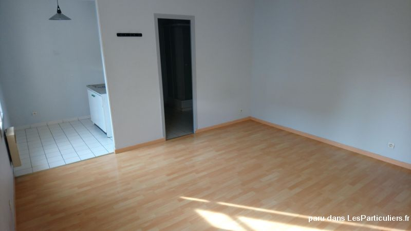 Grand T1 29 m² avec parking privatif et cave Immobilier Appartement Val-d'Oise
