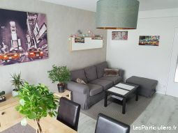 joli f3 + parking + garage immobilier appartement allier