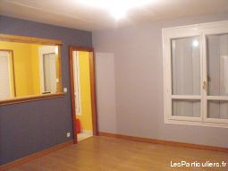 f3 châteauroux belle-isle 71m² immobilier appartement indre