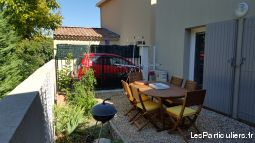 beau t2 avec jardin et 2 places parking privatif immobilier appartement vaucluse