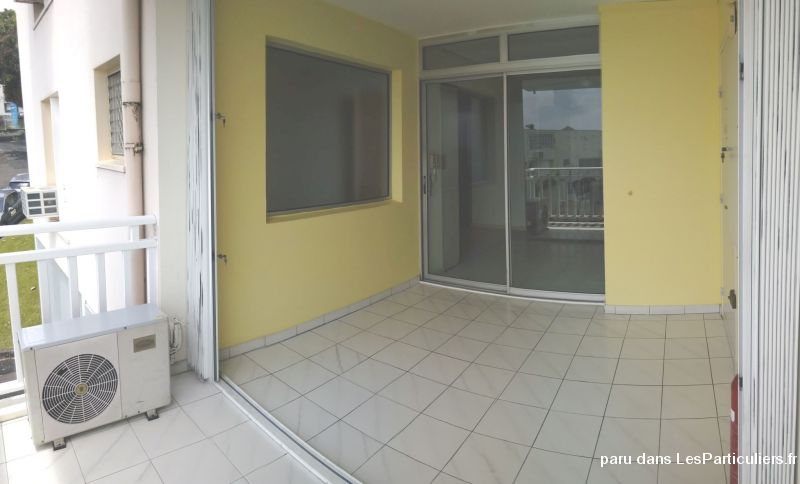 Appartement F4 bureau / Fort de France / vue mer Immobilier Appartement Martinique