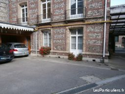appartement 100m² avec parking dieppe immobilier appartement seine-maritime