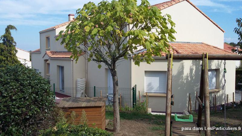 Nantes Sud Loire Coloc Jardin 1 Ch Dispo Fin Nov Immobilier Loire