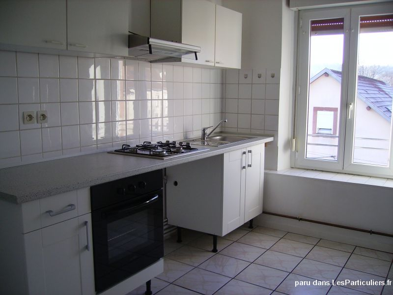 Bel appartement F3. De 90M2. Immobilier Appartement Vosges