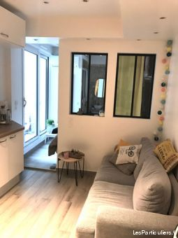 grand studio paris 10e, métro république immobilier appartement paris
