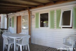 mobilhome 5 personnes immobilier location vacances hérault