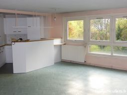 grand f3 avec garage immobilier appartement nord