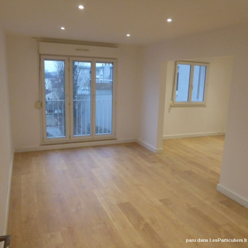 appartement type 4 + garage reims courlancy immobilier appartement marne