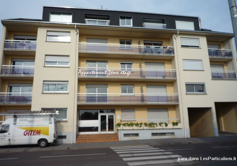 Appartement  T1 31 m²  Immobilier Appartement Orne