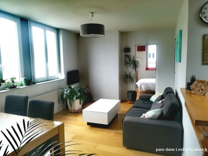 Appartement F3 Centre Rouen Immobilier Appartement Seine-Maritime