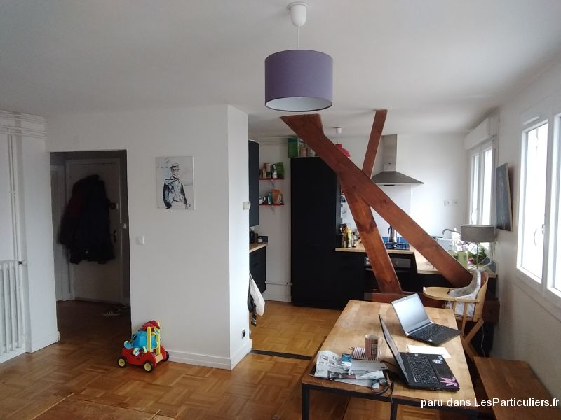 T4 quartier Carnel Immobilier Appartement Morbihan