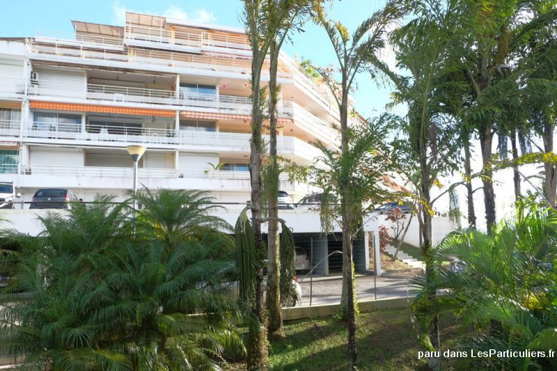 SCHoELCHER F4 standing proche campus Immobilier Appartement Martinique