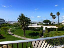 Appartement 6 couchages face  au Port de Plaisance