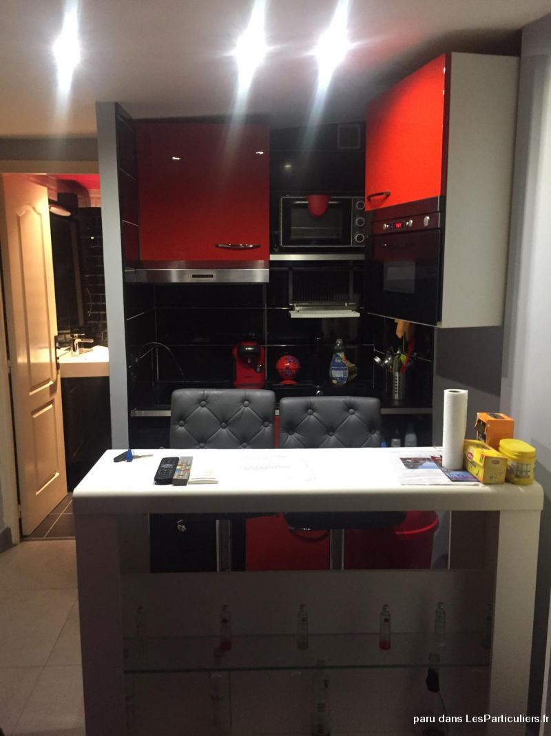 Studio Design face tour Montparnasse  Immobilier Appartement Paris