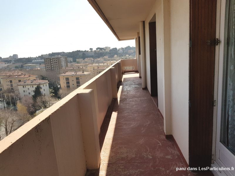 Toulon La Rode - Appartement T4 - 91 m2 Immobilier Appartement Var
