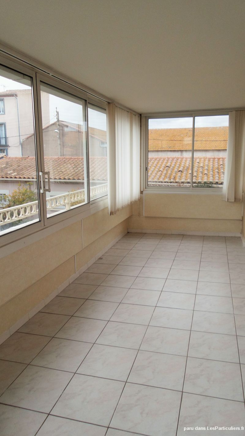 Agde APPARTEMENT T3 Immobilier Appartement Hérault