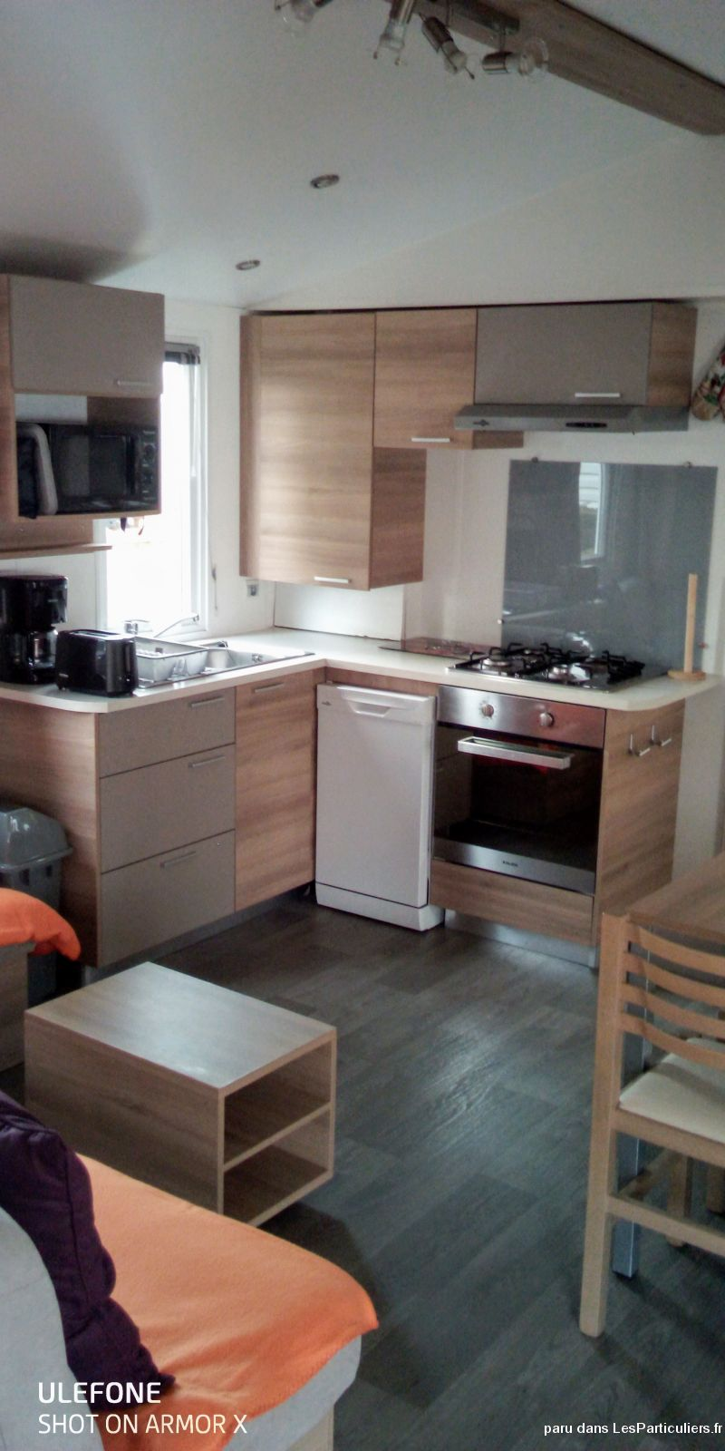 MOBIL HOME, SPACIEUX, CAMPING, LES CHARMETTES