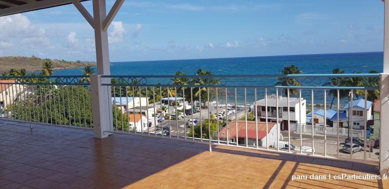Appartement F4 au Diamant Immobilier Appartement Martinique