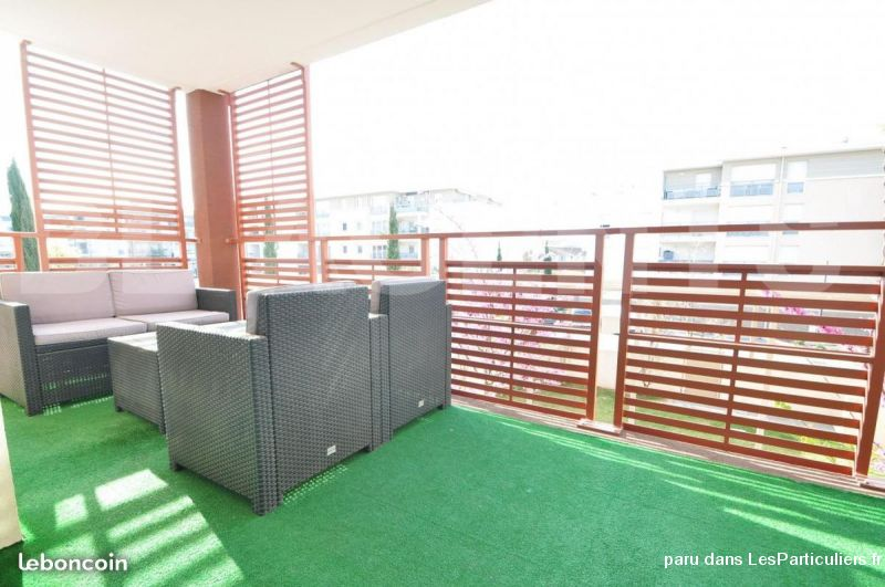 Appartement F3 69m2 + terrasse 10 m2 Immobilier Appartement Var
