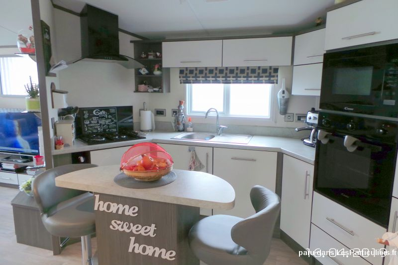 Mobilhome Atlas 48 m2  Immobilier Mobil Home Somme