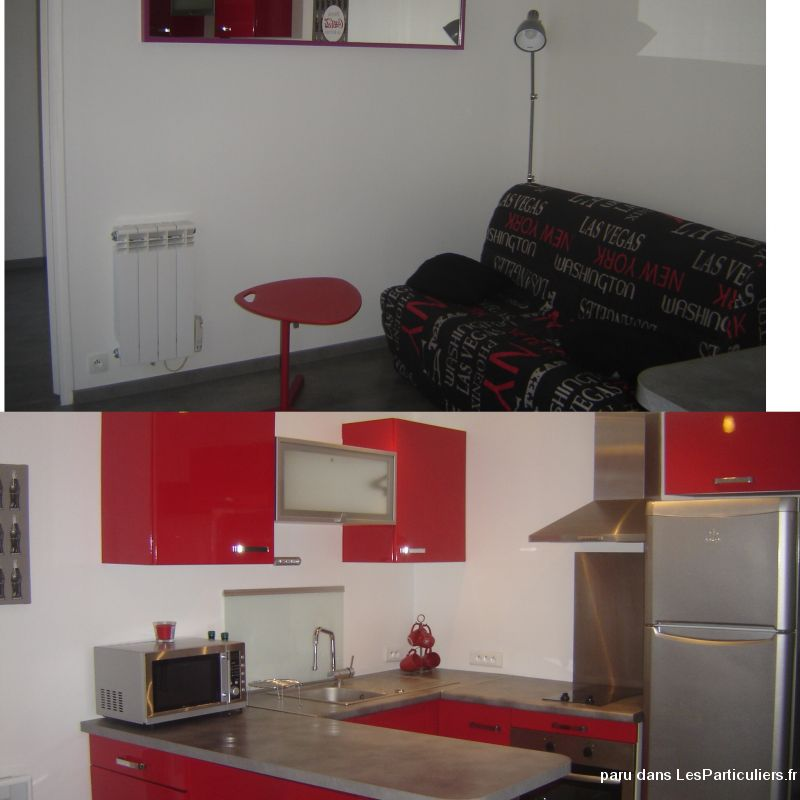 T1 bis Reims Immobilier Appartement Marne