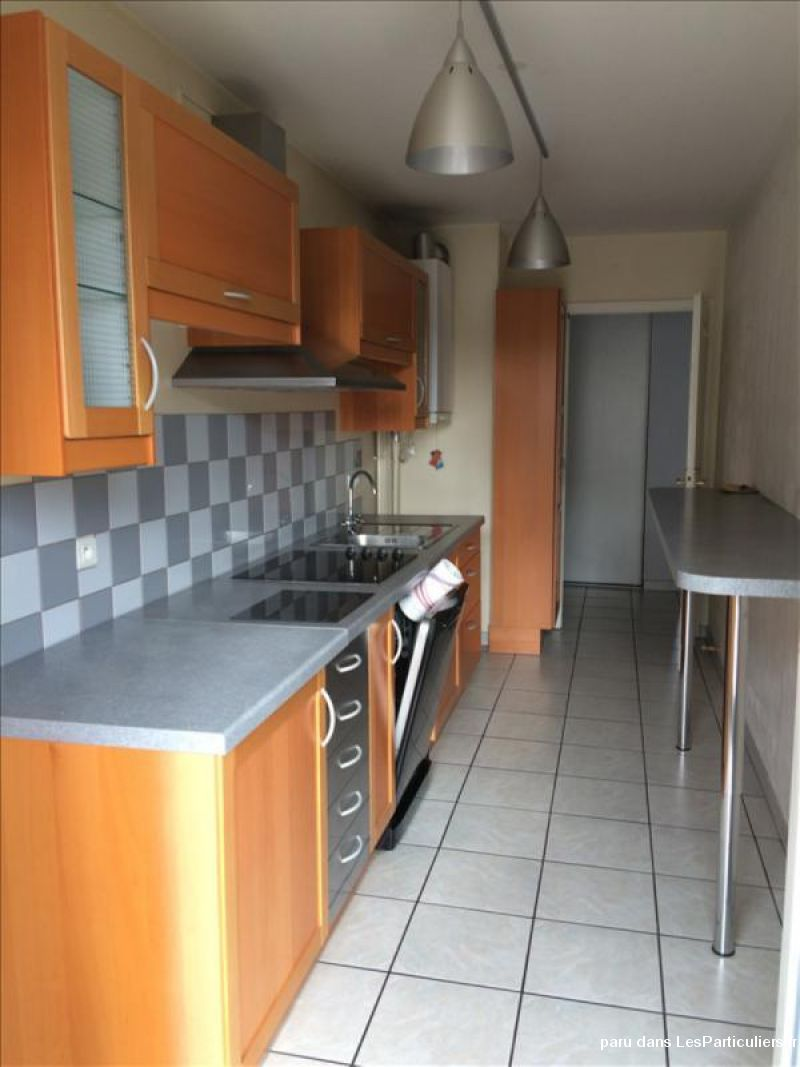 Appartement F3 standing Metz Vallières Immobilier Appartement Moselle
