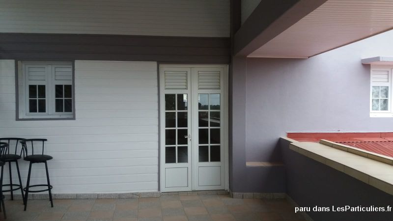 APPARTEMENT T4 RAVINE VILAINE FORT DE FRANCE Immobilier Appartement Martinique