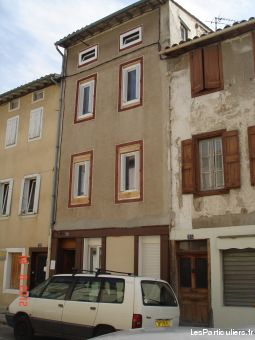 Immeuble de rapport (7 appartements)