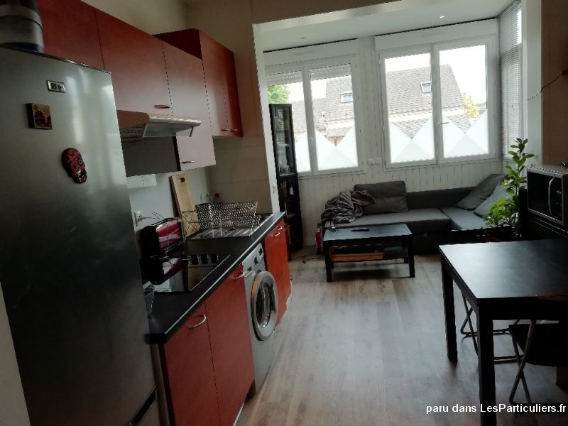 Studio 40m² Buc 78530 Immobilier Appartement Yvelines