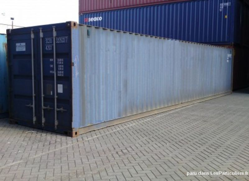 Container 13. 60m type 4596 pw 1795 €