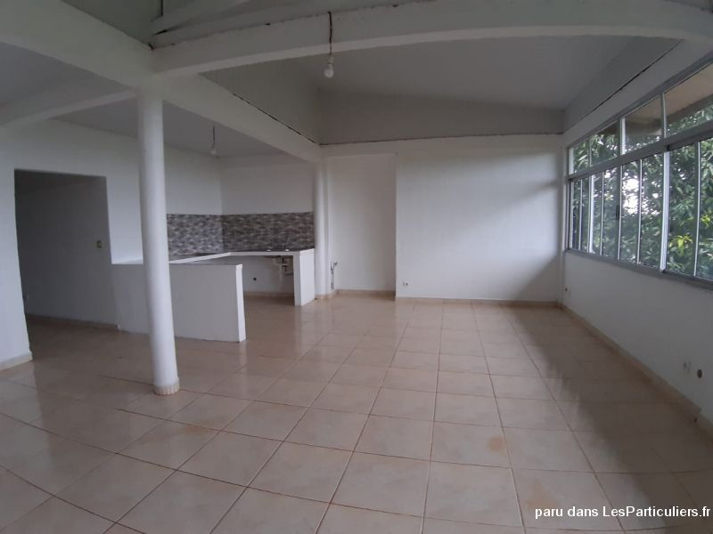 Appartement T4 Immobilier Appartement Guyane