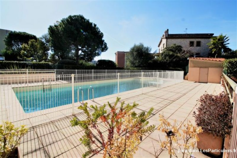3 pieces 67 m2. Jardin 100m2 residence standing p Immobilier Appartement Alpes-Maritimes